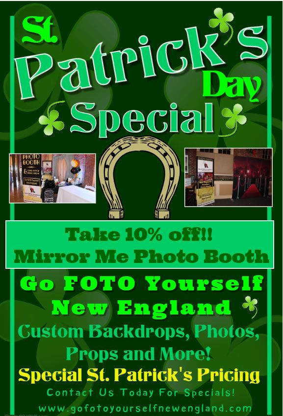St Pattys Day Special